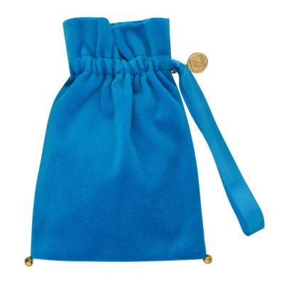 pochon-blue-velours