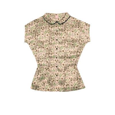 chemisette-recreation-fleurette-vert