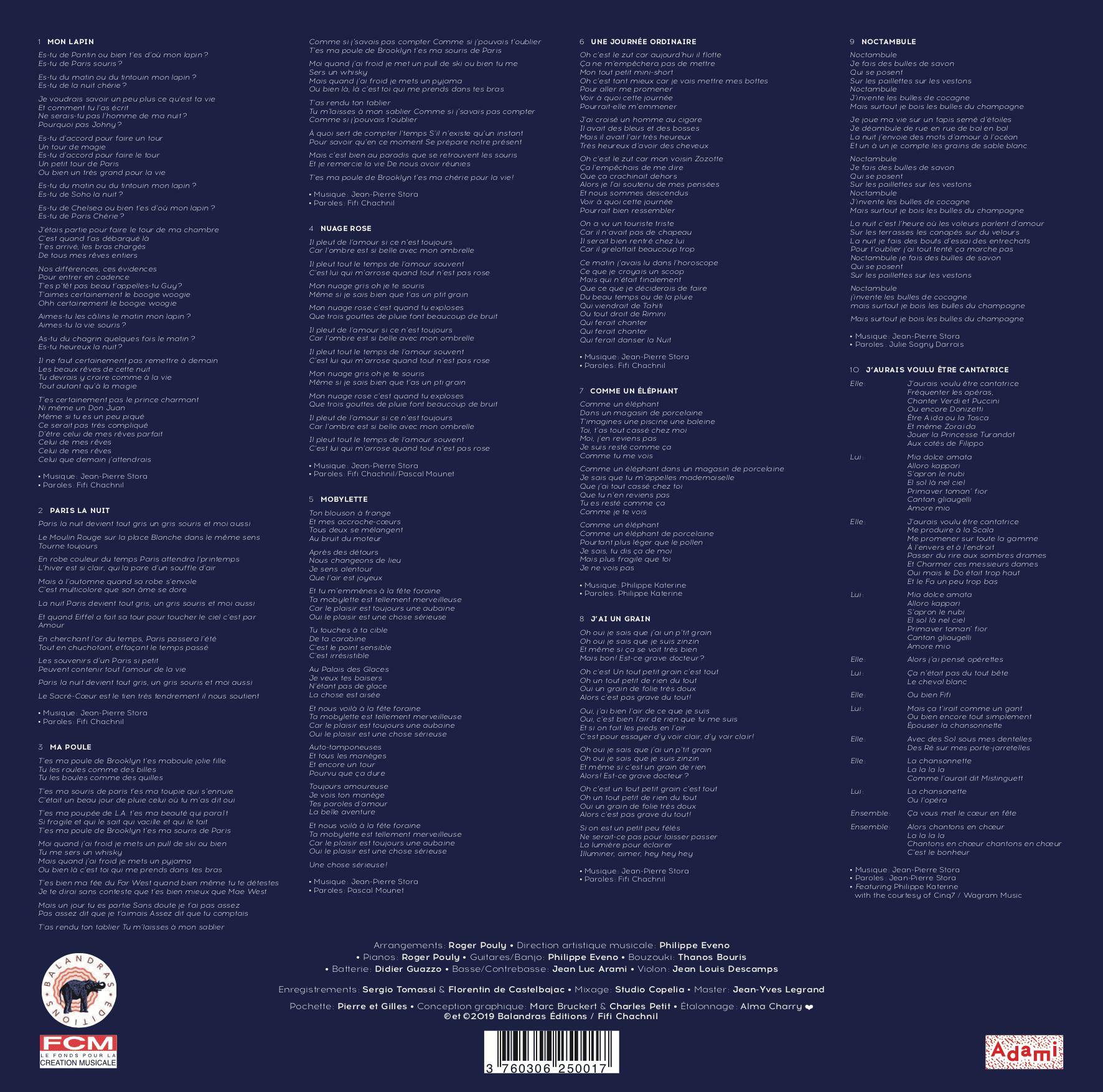 """J Ai Une Souris Chez Moi vinyle album """"love"""" (33 tour)"""